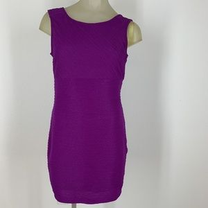 Forever 21 dress medium knit textured Bodycon